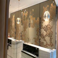 镂空铝幕墙-镂空铝单板-镂空雕刻铝单板