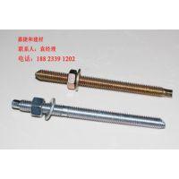 不锈钢化学螺栓型号M16*190mm 膨胀螺丝有现货