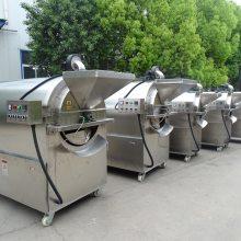 无烟环保型五谷杂粮炒货机 花生瓜子炒货机 芝麻炒锅生产厂家