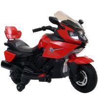 新款儿童电动摩托车  炫酷灯光早教功能的 儿童电动玩具车