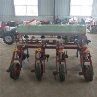鲁丰玉米车载式播种机 南京多行玉米施肥播种一体机