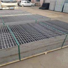 镀锌平台网格板 井盖格栅盖板 排水用格栅