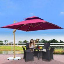 重庆秀山室外防雨水遮阳伞组合定制售房部室外防雨水遮阳伞组合