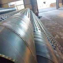 打井滤管600mm规格 产品制造桥式滤水管300mm规格井壁管