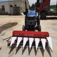 手推式稻麦收割机 割晒机生产厂家 稻麦割晒机