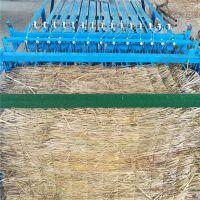 河北草帘机多少钱一台草苫机厂家 宏瑞牌薄厚均匀可调稻草编织机