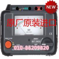 日本原装进口绝缘电阻测试仪 KEW3121B 绝缘电阻测试仪 精迈仪器