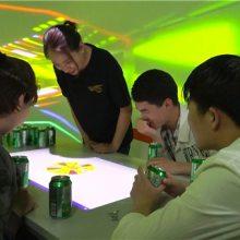 全息餐厅3D全景定制-硕弘科技-湖南全息餐厅