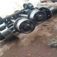 泰安宇成铸钢矿车轮对 矿车轮生产销售