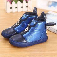 回力童鞋冬季新款棉鞋男童女童运动鞋中大童大棉帆布鞋雪地靴批发