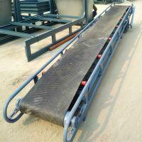 生活垃圾装卸输送机 码头散沙子输送机 移动式污泥皮带机
