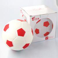 厂家批发 实心儿童户外亲子互动感统训练玩具3号足球 幼儿运动器