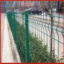 勾花护栏网价格多少 框架式护栏网 编织型临时围栏网