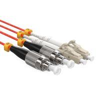 胜为多模光纤跳线 电信级多模双芯 LC-FC尾纤 FMC-207 多模光纤跳线 量大从优