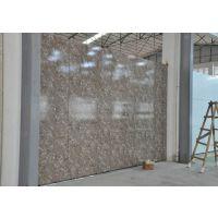 建筑物外墙仿石纹鋁單板幕墙,户外真石漆鋁單板天花