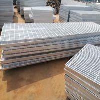 钢格板供应焊接牢固表面热镀锌防锈海唐直销钢格栅板排水沟盖板