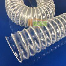 pvc软管 波纹软管 透明钢丝软管 通风管排水管符合环保ROHS 2.0
