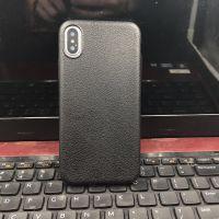 新款iPhone8手机壳S9 PLUS皮套超薄tpu保护套创意皮纹手机壳批发