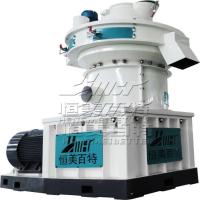 河北沧州新型立式环模木屑颗粒机【生物质锅炉燃烧颗粒机】环保