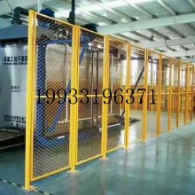 现货供应仓库车间小区专区隔离用防护铁丝网特价库存车间隔离栅