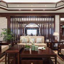 长沙全实木衣柜、胡桃木衣柜木质五门衣橱、现代中式大衣柜胡桃木家具