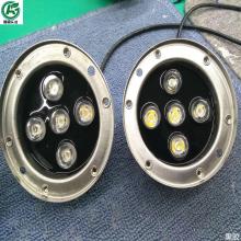 LED地埋水底灯灌封胶 投光灯有机硅AB胶耐高低温导热阻燃密封防水