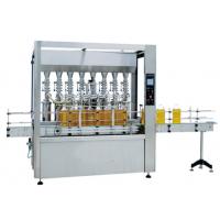 食品、食油灌装ZGX-506直线液体灌装机全自动