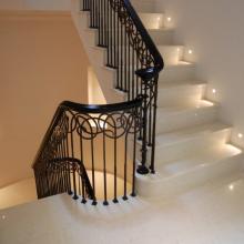 重庆别墅楼梯自动感应灯