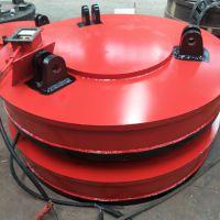 低价供应 φ150电磁吸盘 起重机配件吸力强 永不消磁 电磁铁