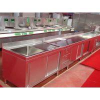 厦门厨具,不锈钢操作台,电磁灶,洗碗机,冰箱,蒸饭车,排烟管(金祥泽厨具)