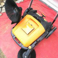 手推式无动力扫地机道路落叶块状垃圾清理机扫地机
