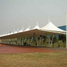 公司膜结构车棚厂家-膜结构-创锦帆装饰膜结构