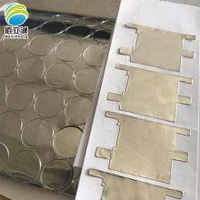 厂家生产 铝箔胶带模切 自粘铝箔垫片 抗老化 防水 保温 隔热