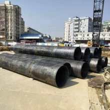 降水井滤水管400mm/打井管子-农业灌溉井滤管