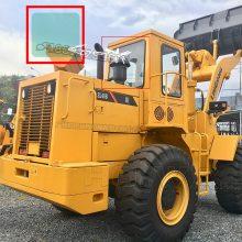 LiuGong/柳工ZL40B鏟車駕駛室后防風玻璃 柳工40鏟后擋風玻璃