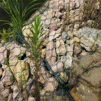 广西石笼网 包石头石笼网箱厂家 安平格宾网价格