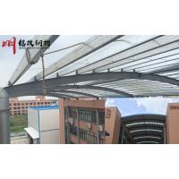 供应钢结构/膜结构车棚 设计、制作 安装一体