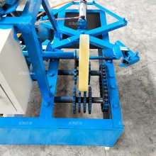 废旧轮胎切割机分解切条机切轮胎机橡胶切块机切边机钢丝胎货