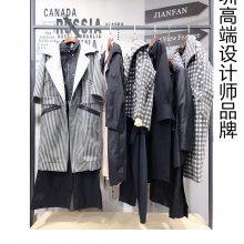 【痕迹】原创设计师品牌 精品专柜尾货 休闲大码女装货源