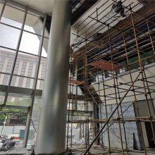 乐山酒店铝单板 室内铝单板吊顶 墙面仿木纹铝板