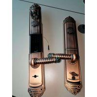 指纹锁家用防盗门锁智能电子锁密码锁刷卡锁微信大门木门锁指纹