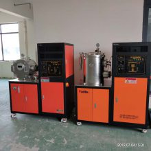 酷斯特科技KSTZL-25-0.5真空蒸馏炉蒸馏装置高频熔炼炉