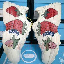 LOGO图案小白鞋印花机器设备 彩色图案跑步鞋UV数码印花机