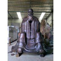 老子,孔子神像树脂玻璃钢彩绘贴金河南亚博里面的AG真人厂直销