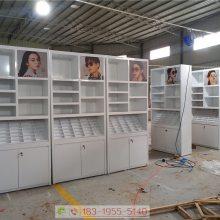 广西来宾小饰品展柜图片/眼镜店柜台转让采购