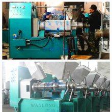 大型多功能花生榨油机 供应全自动螺旋榨油机 新型液压榨油机