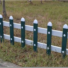 鸿宇筛网定做安装塑钢护栏型材pvc围栏