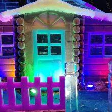 上海鴻雪冰雕藝術有限公司