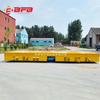 河南新乡防爆无轨电动平车装卸设备电动平车服务周到