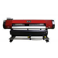 厂家销售 1.8m 服装热升华打印机 热转印数码印刷机 5113喷头